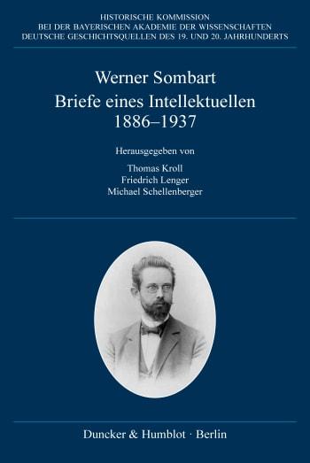 Cover: Briefe eines Intellektuellen 1886–1937