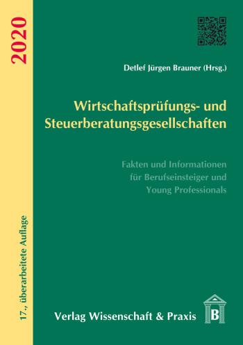 Cover: Wirtschaftsprüfungs- und Steuerberatungsgesellschaften 2020