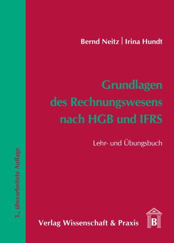 Cover: Grundlagen des Rechnungswesens nach HGB und IFRS