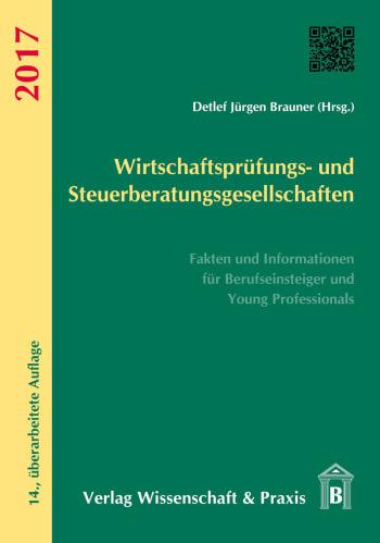 Cover: Wirtschaftsprüfungs- und Steuerberatungsgesellschaften 2017