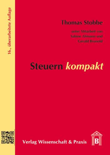 Cover: Steuern kompakt