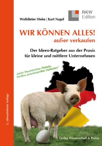 Cover: WIR KÖNNEN ALLES! außer verkaufen
