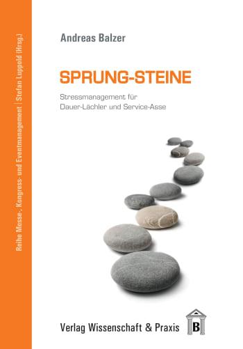 Cover: Sprung-Steine