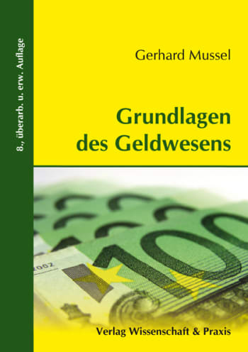 Cover: Grundlagen des Geldwesens