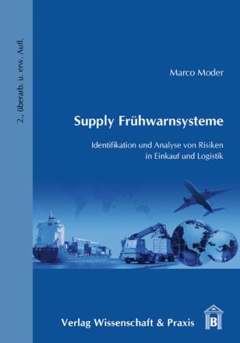 Cover: Supply Frühwarnsysteme