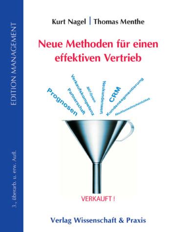 Cover: Neue Methoden für einen effektiven Vertrieb