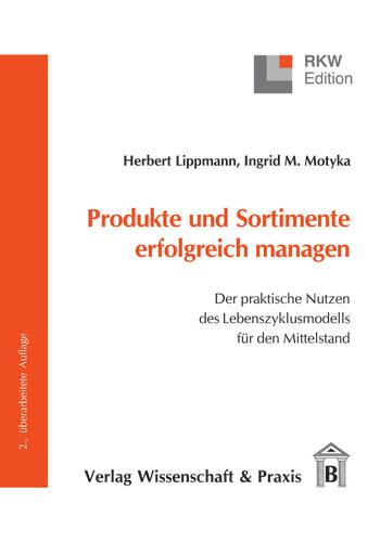 Cover: Produkte und Sortimente erfolgreich managen
