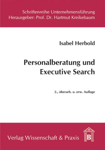 Cover: Personalberatung und Executive Search