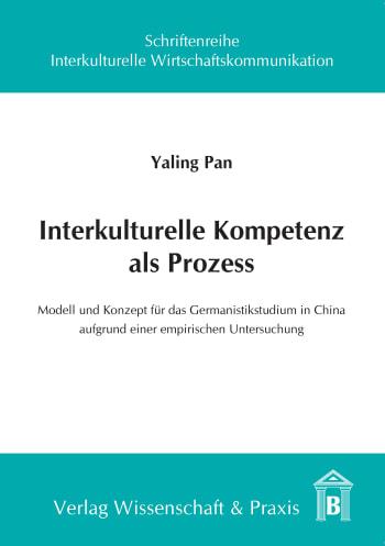 Cover: Interkulturelle Kompetenz als Prozess