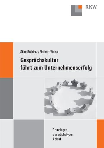 Cover: Gesprächskultur führt zum Unternehmenserfolg