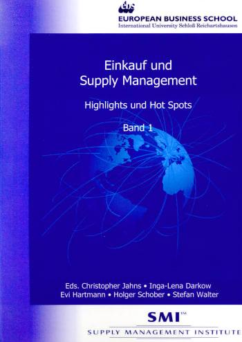 Cover: Einkauf und Supply Management