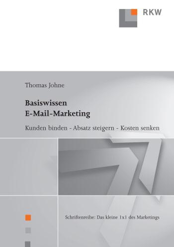 Cover: Basiswissen E-Mail-Marketing