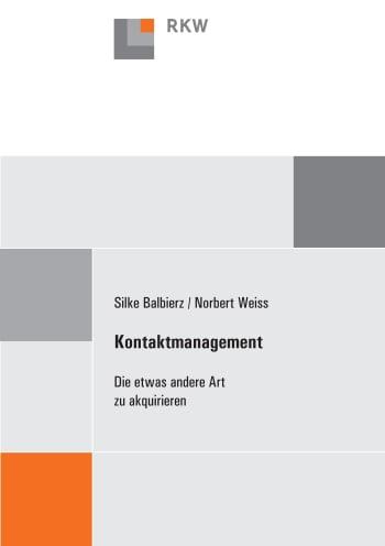 Cover: Kontaktmanagement