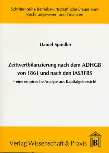 Cover: Schriftenreihe Betriebswirtschaftliche Steuerlehre, Rechnungswesen und Finanzen (BSRF)