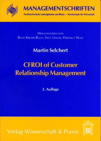 Cover: CFROI of Customer Relationship Management