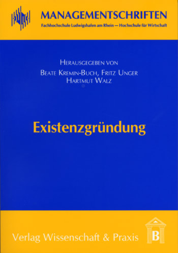 Cover: Existenzgründung