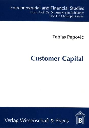 Cover: Customer Capital