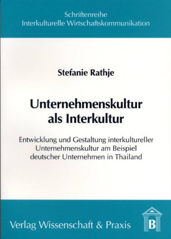 Cover: Unternehmenskultur als Interkultur