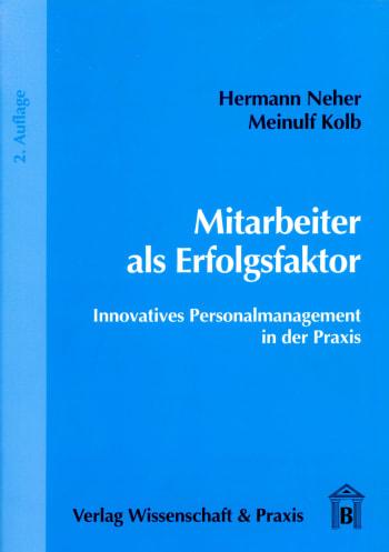 Cover: Mitarbeiter als Erfolgsfaktor