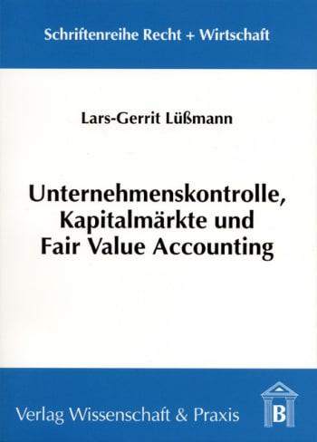Cover: Schriftenreihe Recht + Wirtschaft (SRW)