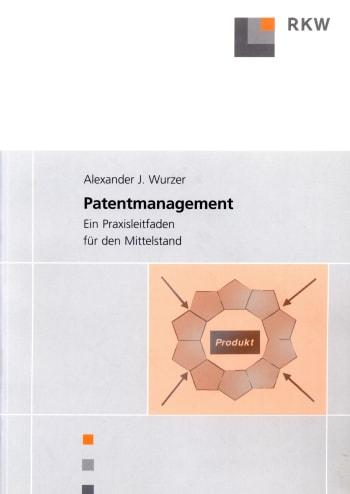 Cover: Patentmanagement