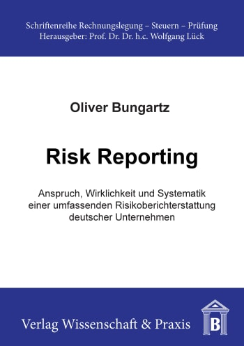 Cover: Risk Reporting