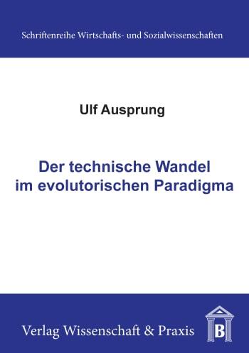 Cover: Schriftenreihe Wirtschafts- und Sozialwissenschaften (WSW)