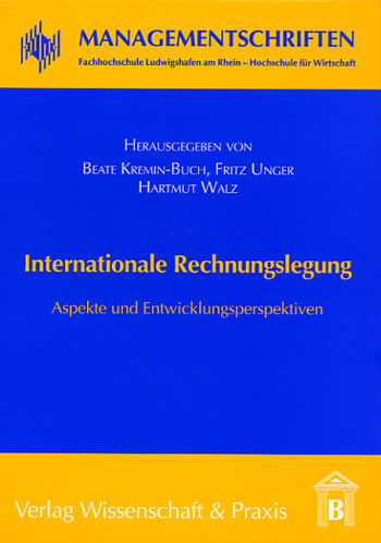 Cover: Internationale Rechnungslegung