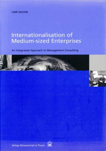 Cover: Internationalisation of Medium-sized Enterprises