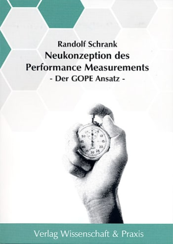 Cover: Neukonzeption des Performance Measurements