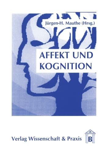 Cover: Affekt und Kognition