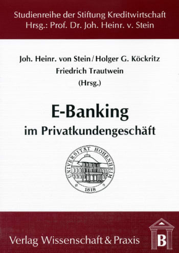 Cover: E-Banking im Privatkundengeschäft