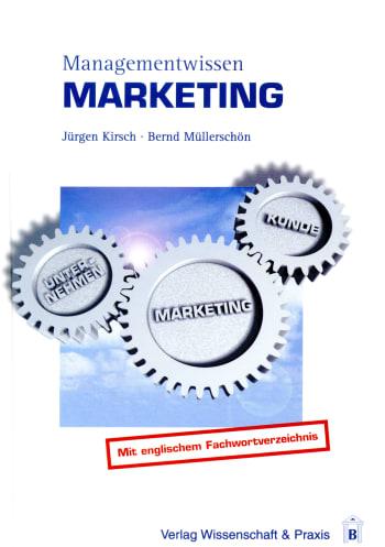 Cover: Managementwissen Marketing
