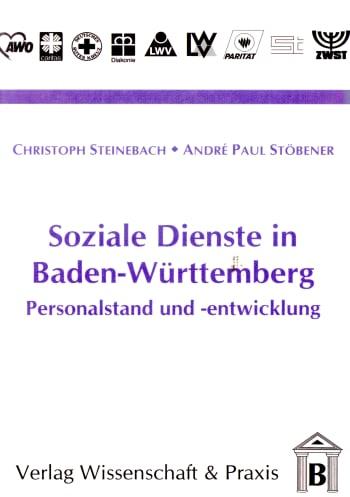 Cover: Soziale Dienste in Baden-Württemberg