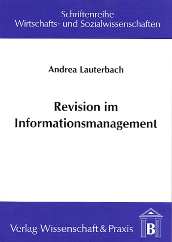 Cover: Revision im Informationsmanagement