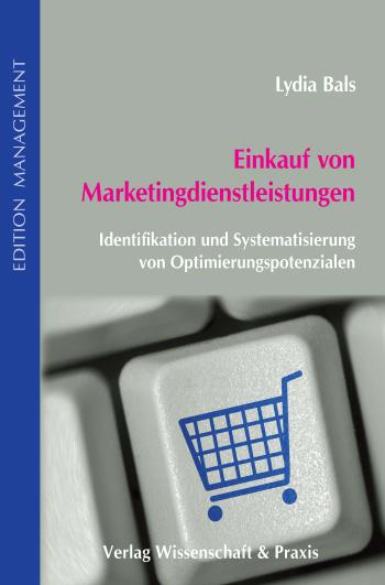 Cover: Einkauf von Marketingdienstleistungen