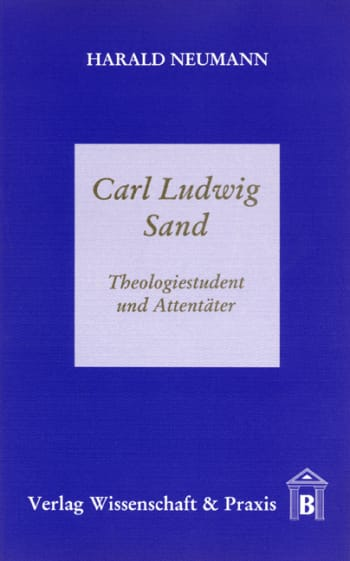 Cover: Carl Ludwig Sand