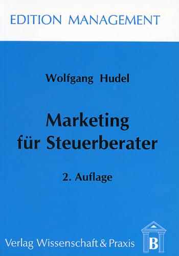 Cover: Marketing für Steuerberater