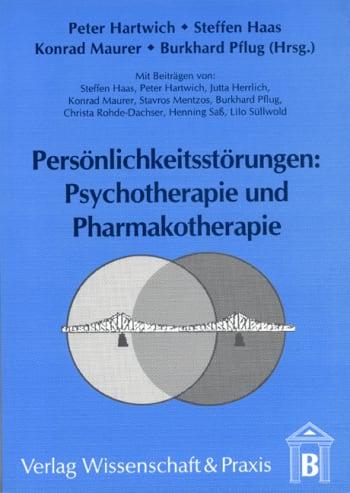 Cover: Persönlichkeitsstörungen: Psychotherapie und Pharmakotherapie