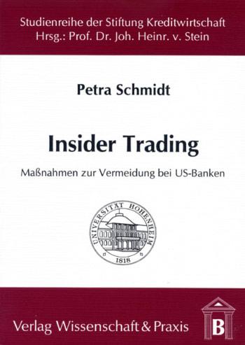 Cover: Insider Trading
