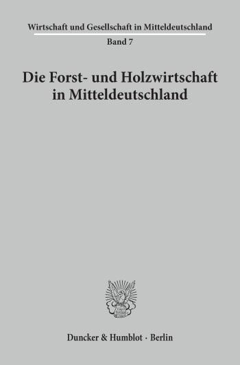 Cover: Wirtschaft und Gesellschaft in Mitteldeutschland (WGM)