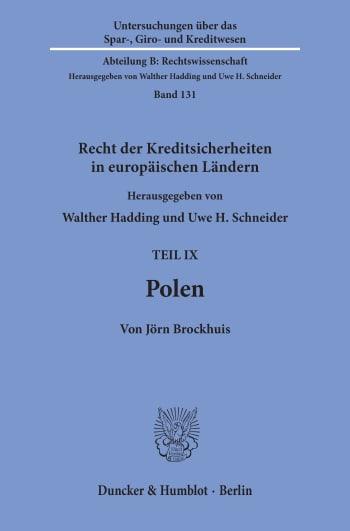 Cover: Polen