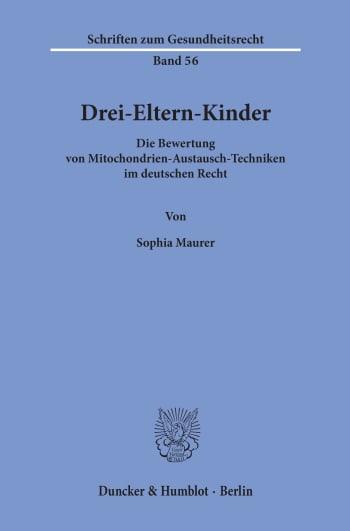 Cover: Drei-Eltern-Kinder