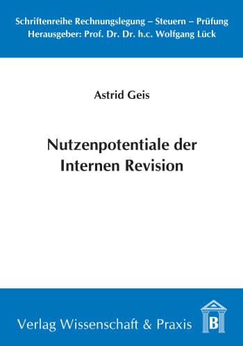 Cover: Schriftenreihe Rechnungslegung – Steuern – Prüfung (RSP)