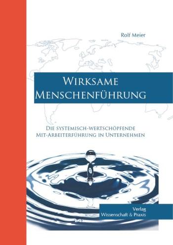 Cover: Wirksame Menschenführung