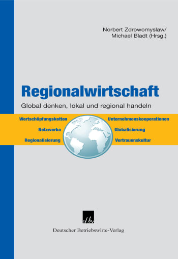Cover: Regionalwirtschaft