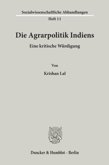 Cover: Sozialwissenschaftliche Abhandlungen (SAH)
