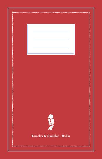 Cover: Notizbuch