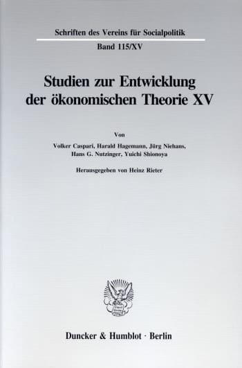 Cover: Wege und Ziele der Forschung