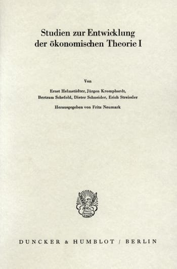 Cover: Klassische Themen der Dogmengeschichte